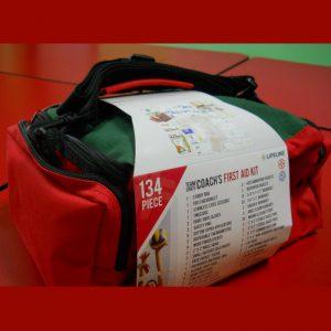 Team Sport Coach First Aid Kit